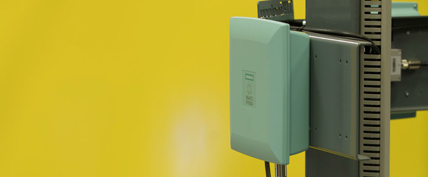 Siemens RFID Arrow Gate