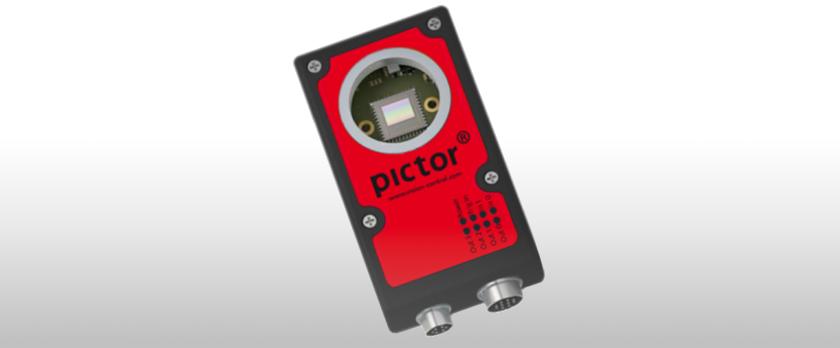 Vision&Control pictor n-serie Bildverarbeitungskamera