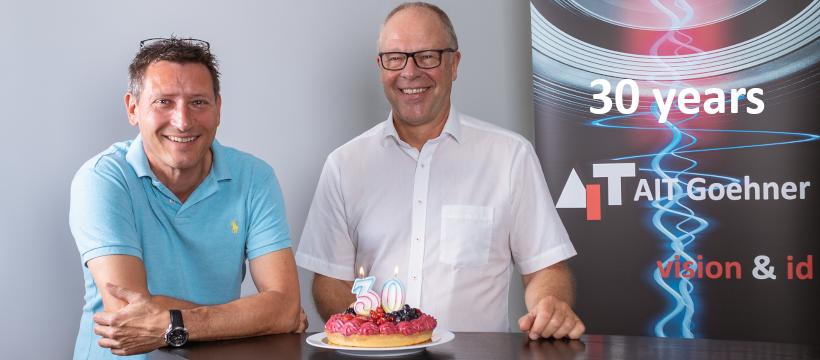 30 Jahre AIT Goehner GmbH Geschäftsführung CEO