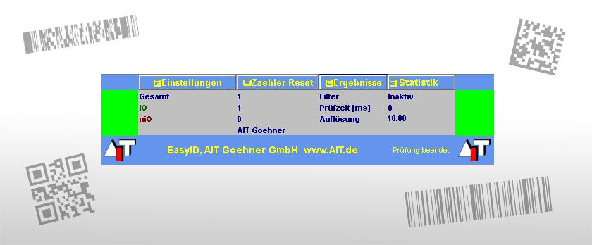 AIT EasyID Screenshot