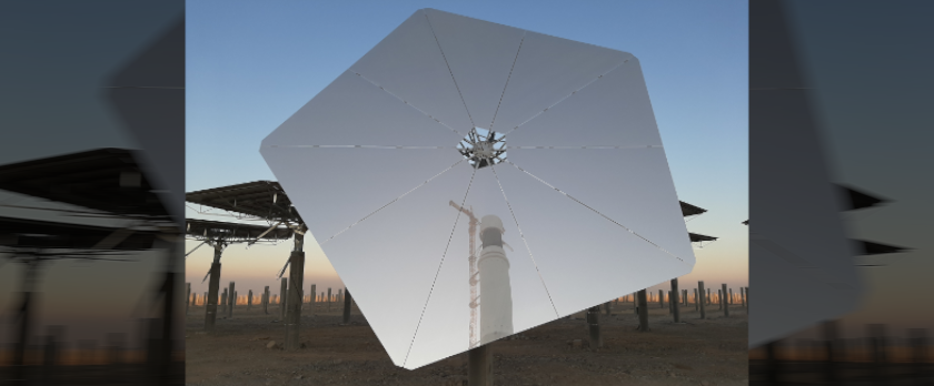 AIT Heliostat Solarkraftwerk