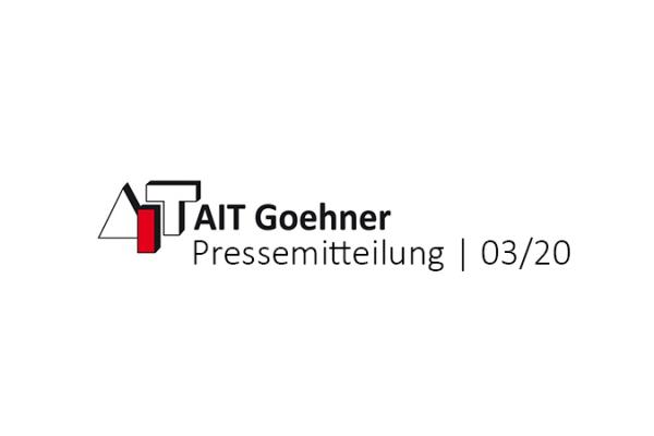 AIT Pressemitteilung März 2020