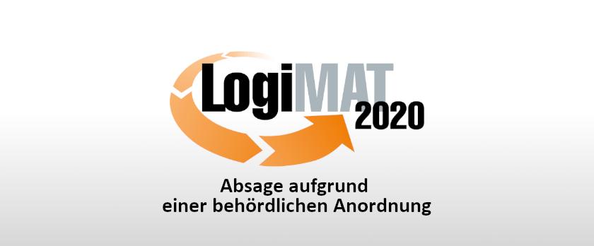 LogiMAT 2020 Absage