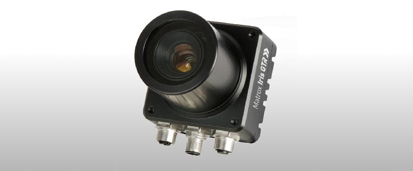 Matrox Iris GTR Kamera